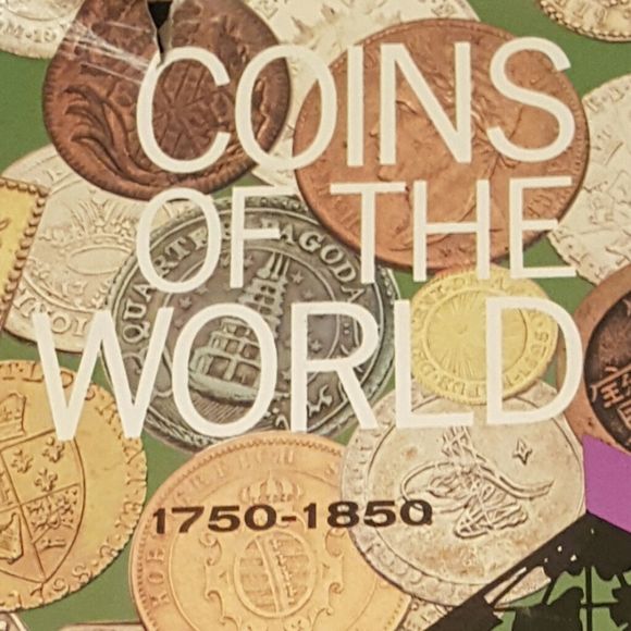 💰COINS OF THE WORLD 1750-1850 W.D. CRAIG 1971